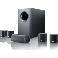 CANTON Movie 95 5.1 Speaker System superior to Bose Acoustimass Black