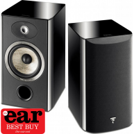 "FOCAL Aria 905 5"" 2-Way Bookshelf Speaker Black Pair"
