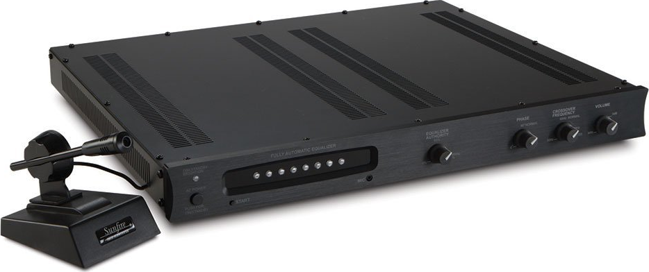 sunfire sra2700eq amplifier for inwall subwoofer