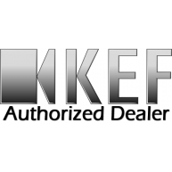 KEF Authorized Dealer Logo