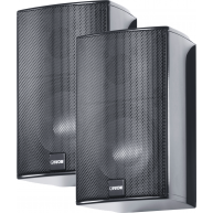 "CANTON CD-310 4"" 2-Way On-wall Speaker Gloss Black Pair"