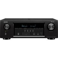 DENON AVR-S730H 7.2-Ch x 75 Watts Networking A/V Receiver w/HEOS