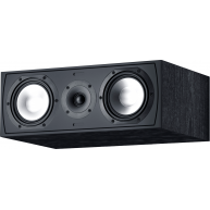 "CANTON GLE 455.2 6"" 2-Way Center Channel Speaker Black Each"
