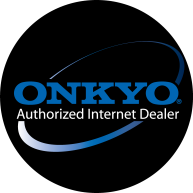 ONKYO Authorized Dealer Logo