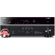 YAMAHA RX-V775BT 7.2-Ch x 90 Watts Networking A/V Receiver w/ Bluetooth Adapter