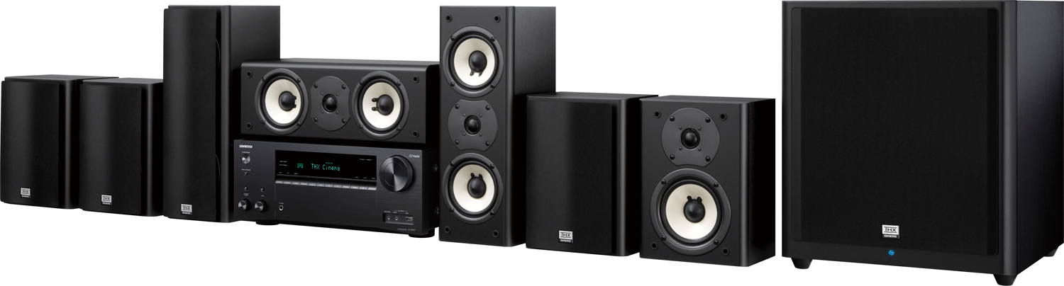 ONKYO HT S9800 71 Ch THX Home Theater System