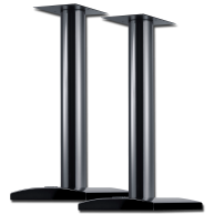 CANTON LS300 24 inch Speaker Stands Black Pair