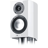 CANTON Vento 820.2 2-way 6in Bookshelf Speaker White Gloss Pair