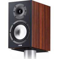 "CANTON GLE 426 6"" 2-Way Bookshelf Speaker Zebra Wood Pair"