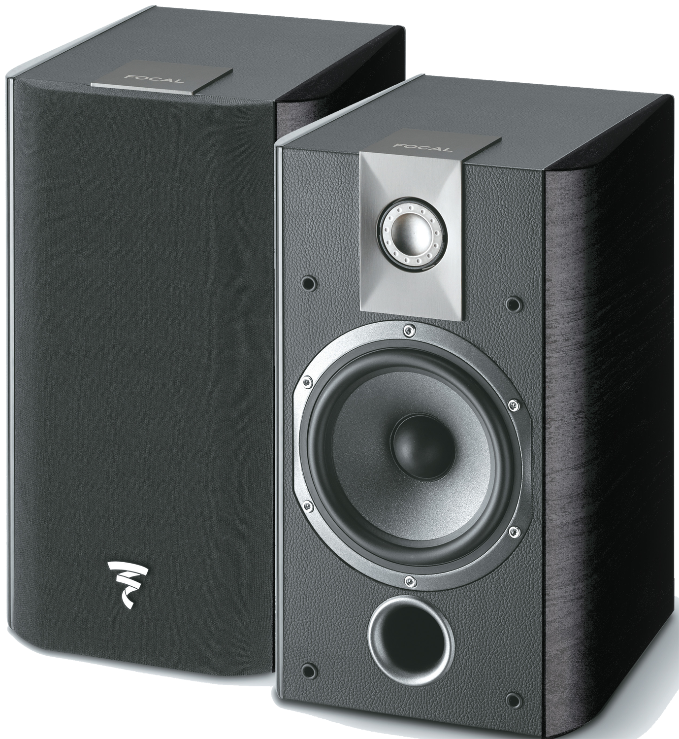 FOCAL Chorus 605 55 2 Way Bookshelf Speaker Black Pair