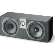 "FOCAL Chorus CC600 6.5"" 2-Way Center Channel Speaker Black"