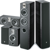 FOCAL Chorus 5 Piece Speaker Package