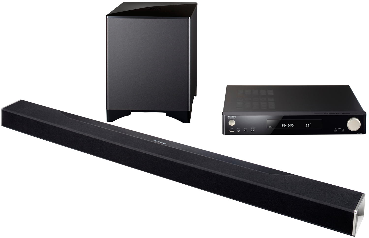 INTEGRA DLB-5 3.1.2 Surround Bar Package | Accessories4less