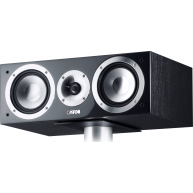 "CANTON Chrono 505.2 6"" 3-Way Center Channel Speaker Black"