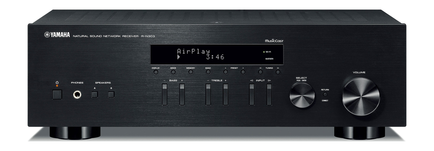 R-N303 2-Ch x 100 Watts Networking Stereo Receiver