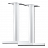 CANTON LS300 24 inch Universal Speaker Stands White Pair