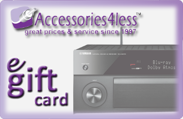 ACCESSORIES4LESS $200 E-GIFT CERTIFICATE
