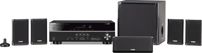 YAMAHA YHT-4930U 5.1-Ch Home Theater System