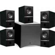 KEF & Cabasse 5.1 Home Theater Speaker Package