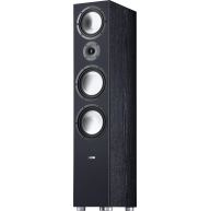 "CANTON GLE 496 8"" 3-Way Floorstanding Speaker Black Each"