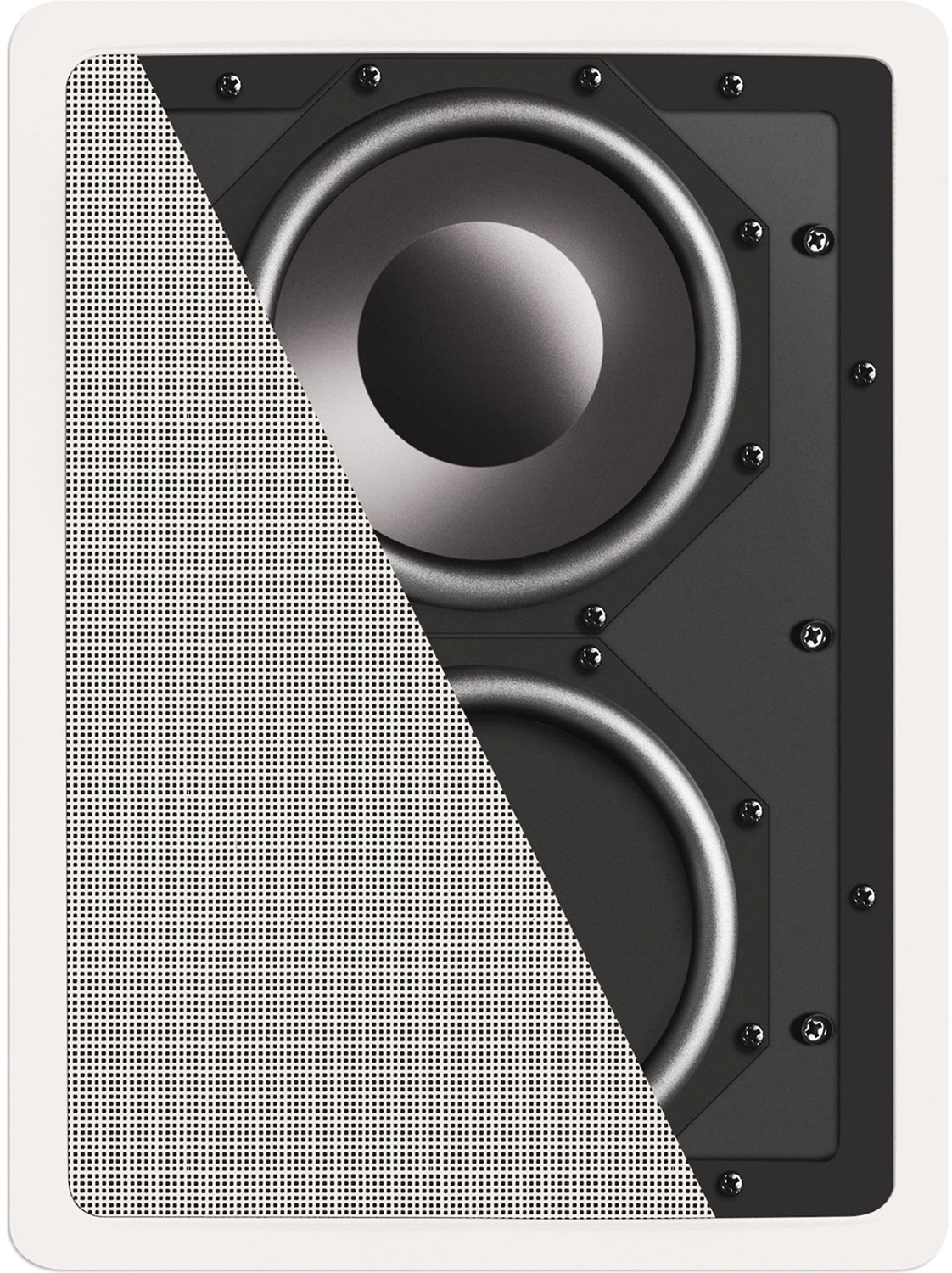 DEFINITIVE TECHNOLOGY IW Sub 10/10 In-Wall Subwoofer (requires amp)