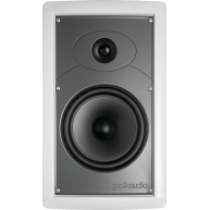 "POLK AUDIO IW65 6.5"" 2-Way In-Wall Speaker Each NEW"