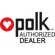 POLK AUDIO Authorized Dealer Logo