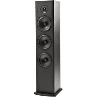 "POLK AUDIO T50 6.5"" 2-Way Floorstanding Speaker Black Each"