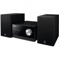 PIONEER X-CM32BT-K Bluetooth CD Receiver System w/ iPod/iPhone Playback, FM/AM Tuner, and USB