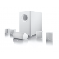 CANTON Movie 95 5.1 Speaker System superior to Bose Acoustimass White