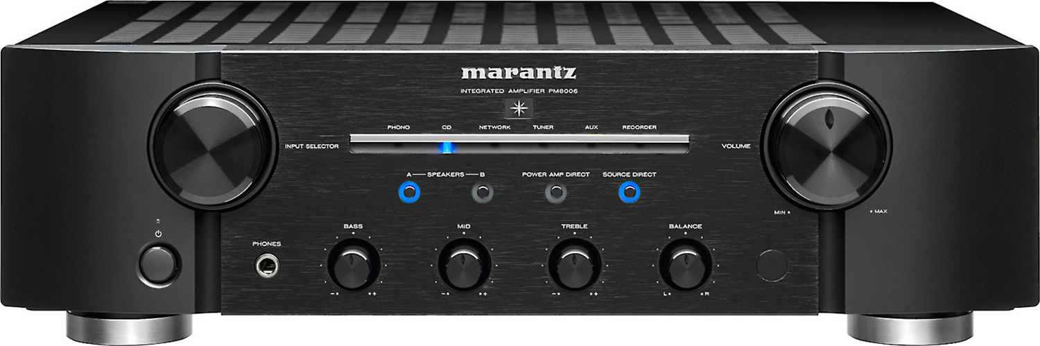 MARANTZ PM8006 2-Ch x 70 Watts Integrated Amplifier