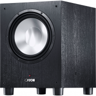 "CANTON SUB 10.3 10"" 330 Watt Powered Subwoofer Black"