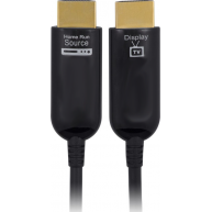 ETHEREAL AOC 30ft Active Fiber Cable 18gbs HDR 4:4:4 HDMI Cable