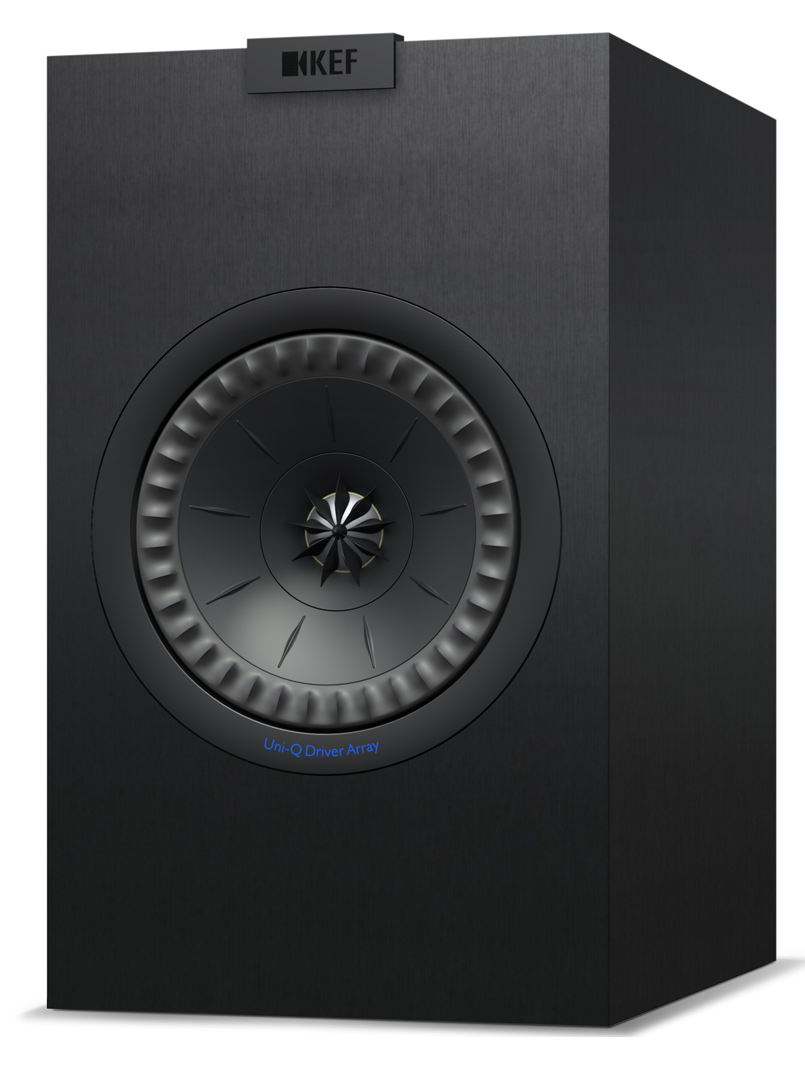 Kef Q150 5 25 Quot 2 Way Bookshelf Speaker Black One Single