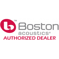 BOSTON ACOUSTICS Authorized Dealer Logo