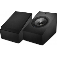 KEF Q50A Dolby Atmos-Enabled Surround Speaker Black Pair