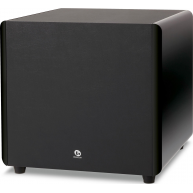 "BOSTON ACOUSTICS ASW250 10"" 250 Watt A Series Down-Firing Subwoofer Black"