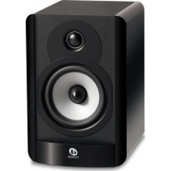 "BOSTON ACOUSTICS A25 5.25"" 2-Way Bookshelf Speaker Gloss Black Each"