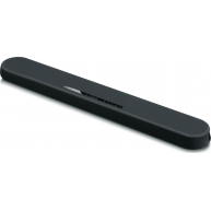 YAMAHA YAS-108 Powered Soundbar w/ Dual Built-In Subwoofers