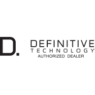 DEFINITIVE TECHNOLOGY Authorized Dealer Logo
