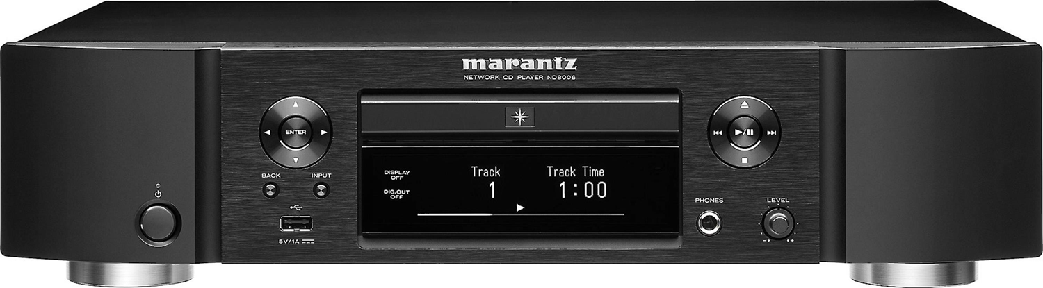MARANTZ ND8006 CD Player/Music Streamer/DAC w/ HEOS