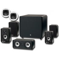 BOSTON ACOUSTICS A-Series 5.1.2 Home Theater Speaker Package