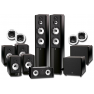 BOSTON ACOUSTICS A-Series 7.2.4 Ultimate Home Theater Speaker Package