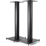 KEF GFS-124 Speakers stands Black Pair