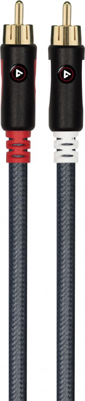 ETHEREAL AS-A-2006 6ft Stereo Audio Cable by Audio Solutions