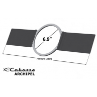 "CABASSE New Construction Bracket for In-Ceiling Speaker w/ 6.9"" Cutout Opening"