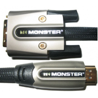 MONSTER CABLE M1000DV HDMI To DVI-D Single Link Reference Cable 1m 3.2ft