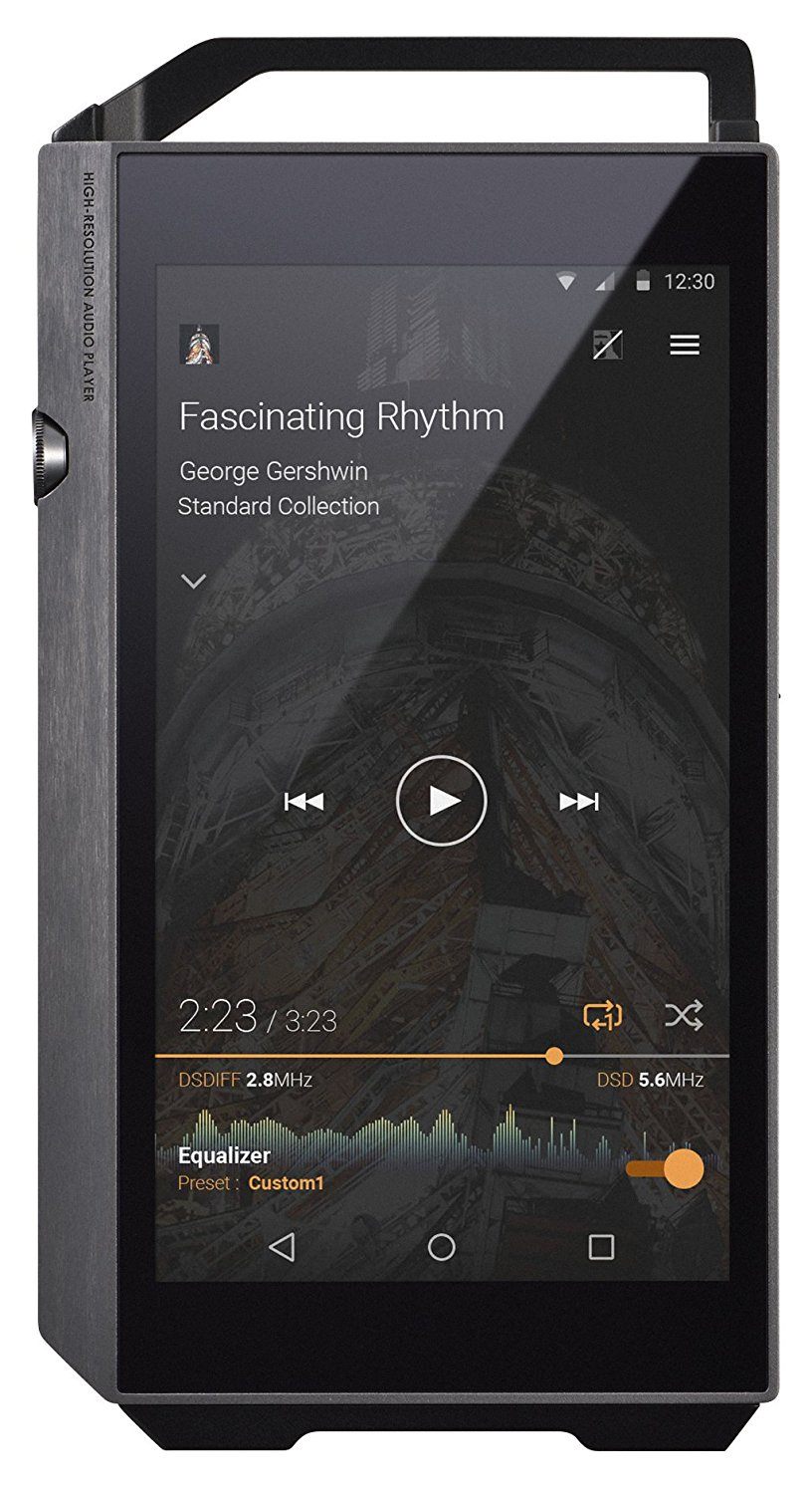 PIONEER XDP-100R 32gb Portable Hi-Res Audio Player Black