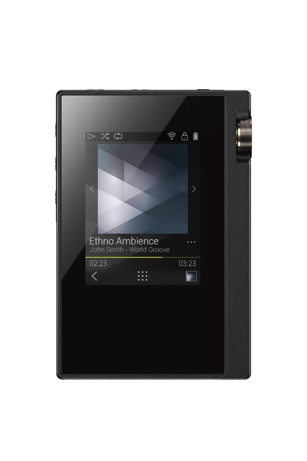 ONKYO DP-S1 16Gb Digital Audio Player Black