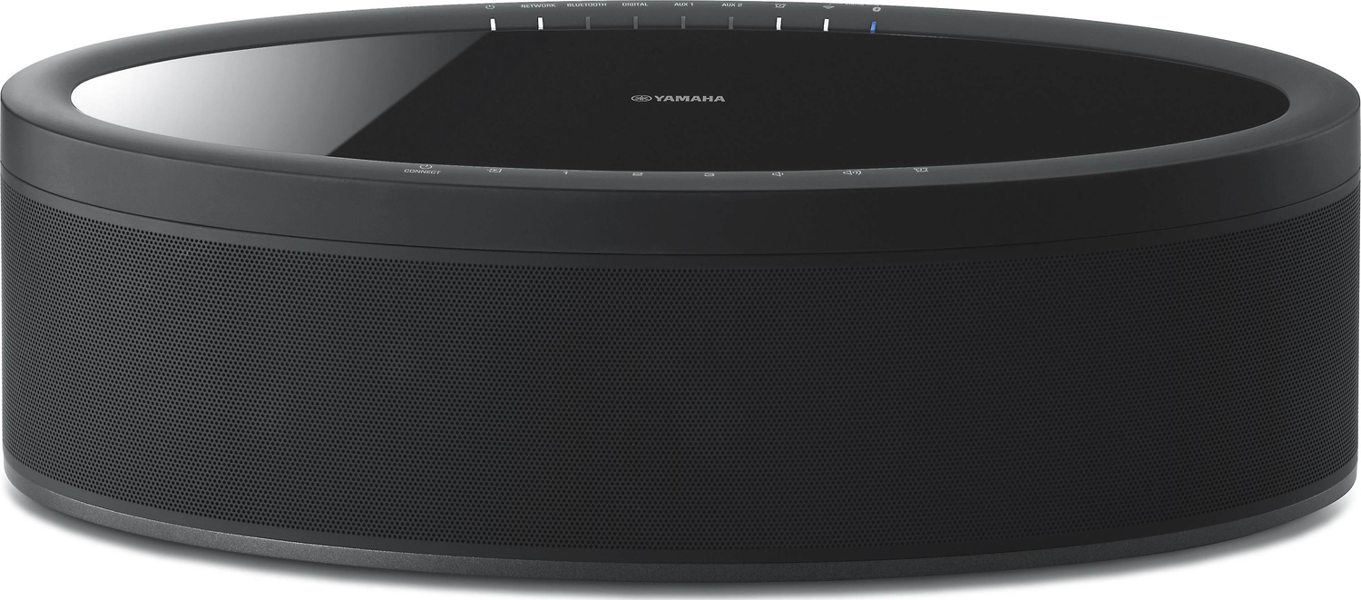 YAMAHA MusicCast 50 Wireless Speaker (WX-051) Black